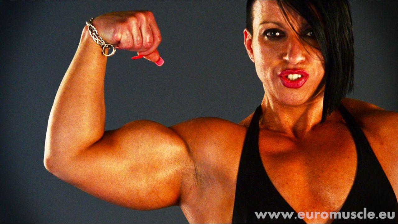 Virginia sanchez ifbb pro athlete video making of - Virginia sanchez ...