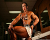 Virginia Sanchez,Ifbb pro athlete - Photoset Gym Shooting