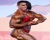 Virginia Sanchez,Ifbb pro athlete - Forth Arnold Europe 2012,6th place