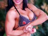 Female Bodybuilder : Ana Maria Zvinca