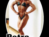 Female Bodybuilder : Petra Walk