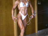 Virginia Sanchez,Ifbb pro athlete
