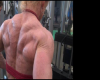 8 days before the Universe 2014 Back training part I